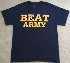 ccfe2600b Mens AFG Armed Forces Gear Beat Army Blue Cotton T Shirt Size L