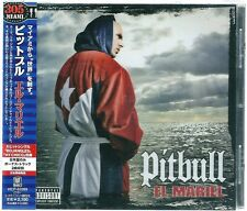 Pitbull El Mariel +2 Japan CD w/obi VICP-63399