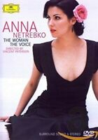 ANNA NETREBKO - THE WOMAN THE VOICE - DVD
