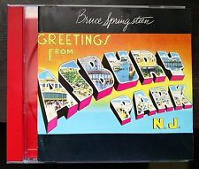 Bruce Springsteen ‎– Greetings From Asbury Park, N. J. CD NM/NM