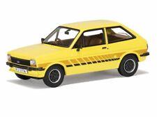 Ford Fiesta Mk1 'Festival' - Prairie Yellow - Diecast Scale 1:43 - Corgi NEW