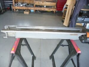 4' Bed for Early South Bend Heavy 10 Lathe