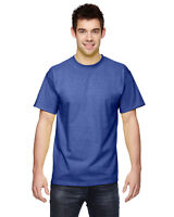 Fruit of the Loom Mens 5 oz. Heavy Cotton HD T-Shirt 3931 (5 PACK) All Sizes