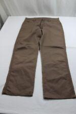 J8067 Wrangler Texes stretch Jeans W36  Braun  Sehr gut