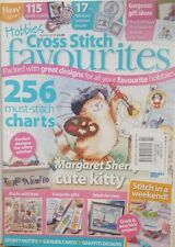 Hobbies Cross Stitch Favourites Spring 2018 Margaret Sherry  FREE SHIPPING CB