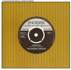 Various - Rockfile Vol. 2 CD Comp RM 4720
