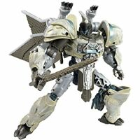 New Takara Tomy Transformers TLK-11 Steelbane The Last Knight Figure Robot