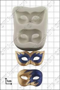Silikonform Maskerade Masken Essen Verwendung FPC Sugarcraft