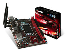 Msi H270i Gaming Pro AC - placa base performance (chipset Intel H270 DDR4 VR