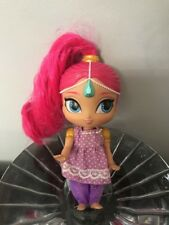 "Fisher-Price Shimmer & Shine Wishes Mini Doll 5"" Genie"
