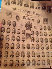 Mississippi Chapter Order Of DeMolay 1953