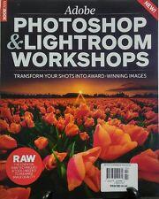 Adobe Photoshop & Lightroom Workshops UK Maximize Image Quality FREE SHIPPING sb