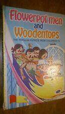 Bill and Ben Flowerpot Men and woodentops annual 1970 0723500959