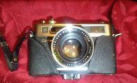 Vintage Yashica Electro 35 GSN 35mm Rangefinder Film Camera From Japan