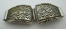 Troy Laner Navajo Sterling Silver 925 Watch Band Tips