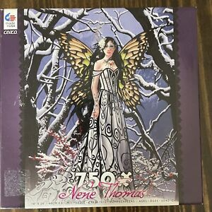 """Ceaco Nene Thomas Collection """"Heart Of Ice"""" Jigsaw Puzzle 750 piece COMPLETE"""