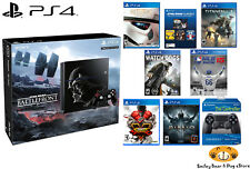 PS4 500GB Limited Edition Star Wars Battlefront Bundle + 10 Games *NEW*