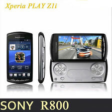 Original Sony Ericsson Xperia PLAY Zli R800 R800i 3G(Unlocked)Android Game Phone