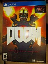 Doom: Collector's Edition (Sony PlayStation 4, 2016)