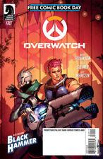 Free Comic Book Day FCBD Overwatch NM Unstamped