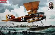 "RODEN # 028, 1/72, ""Albatros W4 (early)"""