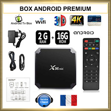 X96 MINI BOX ANDROID 4K SMART TV S905W Quad Core WiFi 2GB/16GB 1GB/8