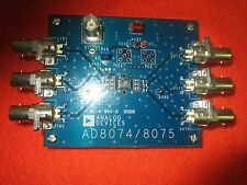 Analog Devices AD8074Z-EVAL AD 8074 /8075 08-A00104 REV B  EVALUATION BOARD