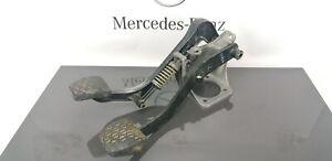 MERCEDES - BENZ W124 W201 190E D  Clutch Brake Pedals Pedal Manual Gearbox