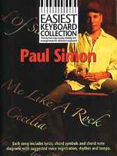 """""""PAUL SIMON-EASIEST KEYBOARD COLLECTION"""" MUSIC BOOK BRAND NEW ON SALE SONGBOOK!!"""