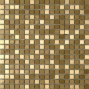 Mosaic Tiles - METALIC GOLD 301X301