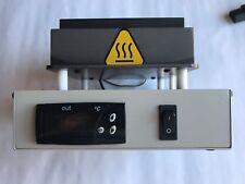 Glas-Col 099A HBC 12 Digital dry block heater, 1 block 8 holes, 120V