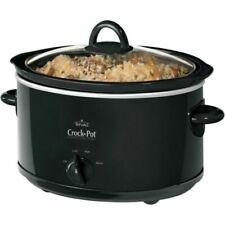 Crock-Pot SCV400-B 4 qt Slow Cooker - Black