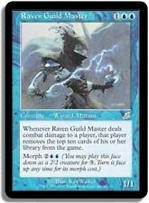 MTG MAGIC FLEAU/SCOURGE RARE JAPANESE RAVEN GUILD MASTER
