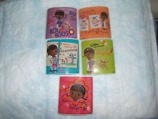 5 Doc McStuffins Big Book of Boo Boos  Stickers Party Favors