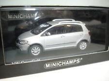 Minichamps : VW Cross Golf 2006 Reflexsilber metallic 400054370