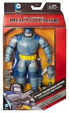 "Dc Multiverse ARMORED BATMAN 6"" Action Figure Dc Comics BAF 52 Doomsday"