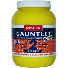 ROZALEX Gauntlet Natural Lemon HD Industrial Hand Cleaner  - 3 litre