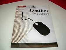 NEW Insten Premium Leather Mouse Pad with Waterproof Coating, Non Slip & Elegant