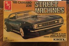 AMT/Matchbox 1:25 68 Camaro Z28 Street Machines Plastic Model Kit #6530