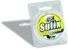 NEW Sufix  Invisiline Fluorocarbon Leader 33 Yds 40lb Clear 683-040