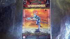 * 83-34 Warhammer Fantasy Age of Sigmar Chaos Tzeentch Sorcerer Lord
