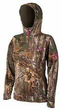 NEW ScentLok Womens Wild Heart Hi-Tech Hunting Hoodie Realtree Xtra Pink  5117L