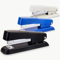 Metal Stapler Paper Binder 24/6-26/6 Staples Labor Saving Manual Machine New