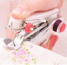 Mini Machine à Coudre Main Vêtements Couture Sewing Pr Voyage Portable Outil NF