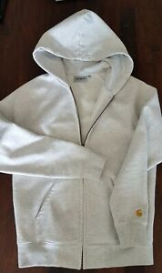 Sweet Capuche Hoodie CARHARTT Taille S Gris
