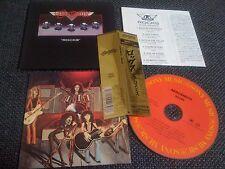 AEROSMITH / rocks / JAPAN LTD mini LP CD OBI