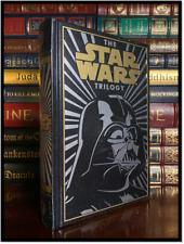 Star Wars Trilogy Darth Vader Cover Brand New Sealed Leather Bound Gift Hardback