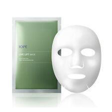 IOPE LIVE LIFT MASK 5sheets  Anti-aging Lifting Mask Korea Cosmetics