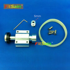 FitSain-Mini table saw for motor shaft 5mm saw blade 16mm/20mm spindle Pulley