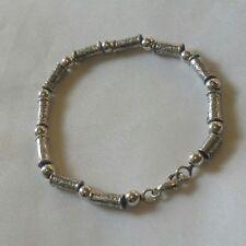 Vintage Sterling Silver 925 Bead Bracelet